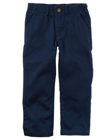Pantalon Escolar Para Niño Talle 14 Marca Carter´s