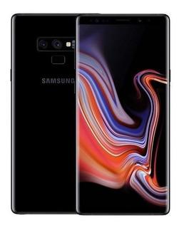 Galaxy Note 9 128gb Negro Impecable En Caja Con Accesorios