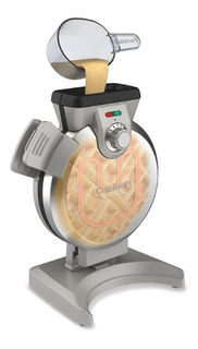Wafflera Waffles Perfectos Lujo Vertical Moderna Elegante