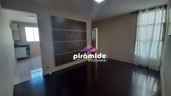 Apartamento Com 2 Dormitórios À Venda, 51 M² Por R$ 147.000,00 - Monte Castelo - São José Dos Campos/sp - Ap10844