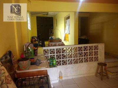 Casa Com 1 Dormitório À Venda, 126 M² Por R$ 240.000 - Jardim Utinga - Santo André/sp - Ca2436