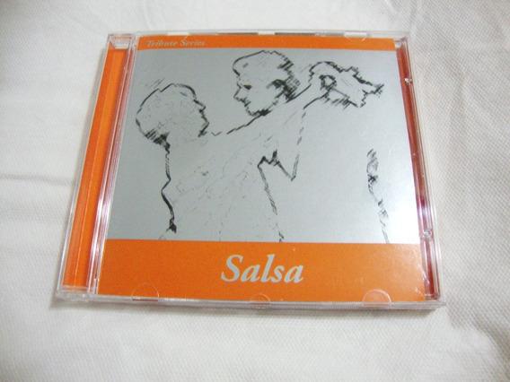 Cd Salsa Tribute Series