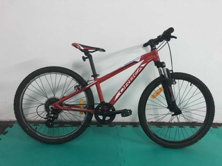 Bicicleta Niño/a Orbea, Mx 24 Xc, 8 Velocidades, Aro 24