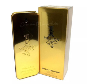 Paco Rabanne One 1 Million 100ml Masculino + Amostra Brinde