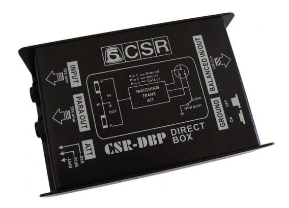 Direct Box Passivo Csr Dbp Duplo Profissional