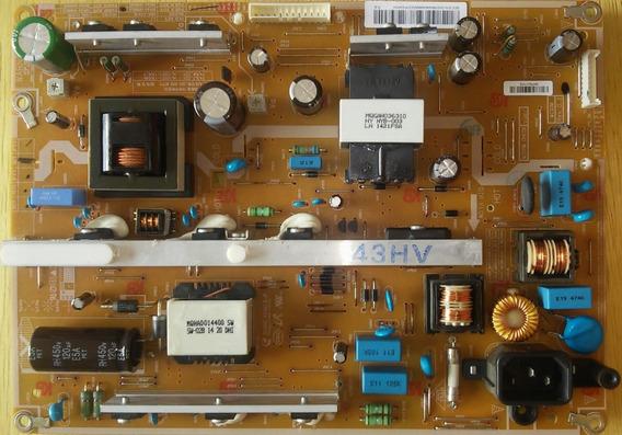 Placa Da Fonte Tv Samsung Pn43h4000ag