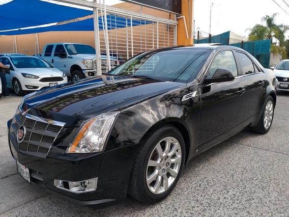 Cadillac Cts B Premium Piel At 2008,unico Dueño,impecable.