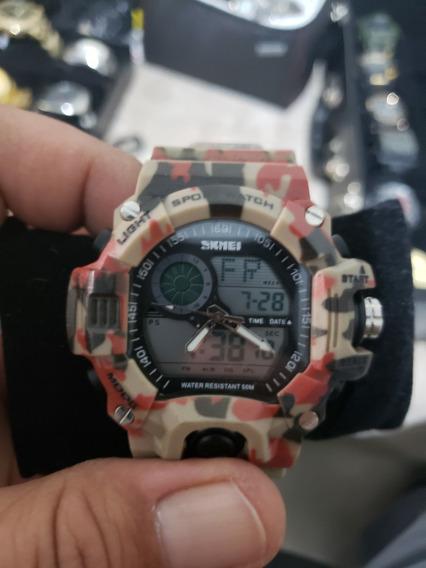 Relógio Skmei Camouflaged