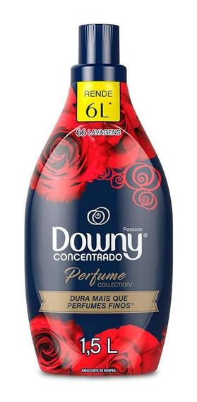 Amaciente Concentrado Downy Passion - 1,5l