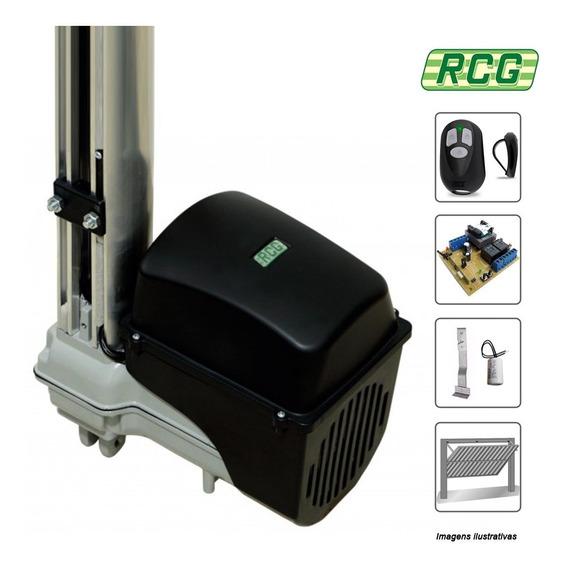 Motor Rcg Taurus Fast 1/3hp Portão Eletrônico Basculante 9s