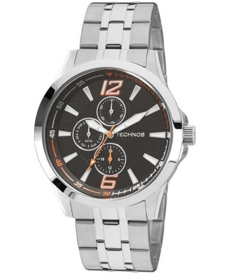 Relógio Masculino Technos Casual 6p27dp1l