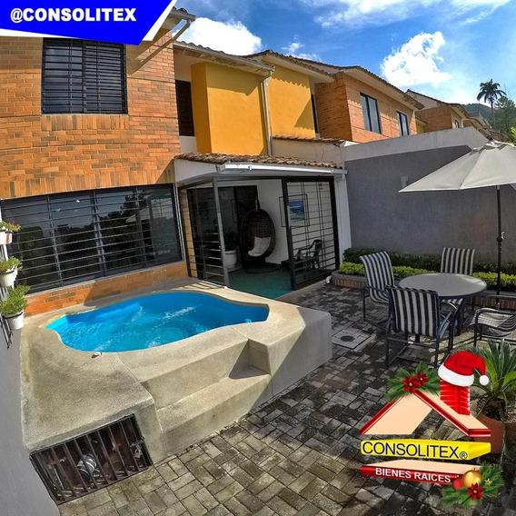 Consolitex Vende Q1205 Casa En Lomas Del Este 0414-4117734