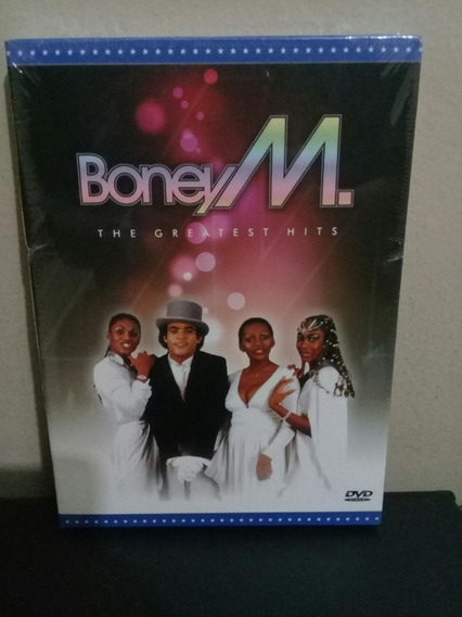 Dvd Boney M - ( The Greatest Hits )