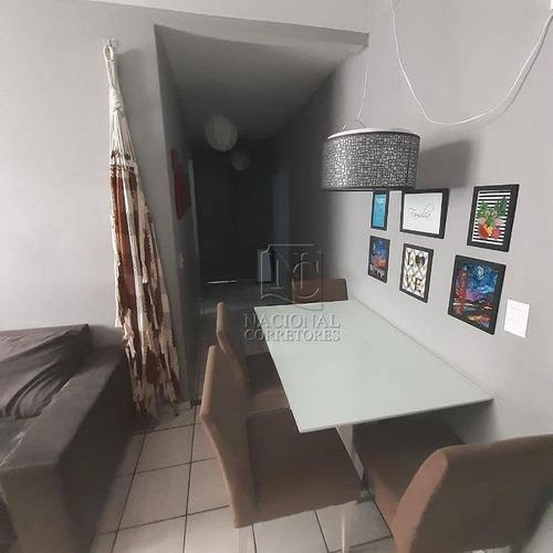 Apartamento À Venda, 49 M² Por R$ 185.000,00 - Parque Das Nações - Santo André/sp - Ap10334