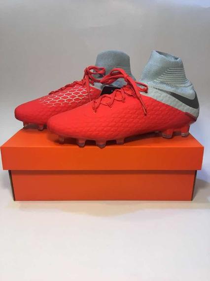 Zapatos De Fútbol Semi Profesionales Nike Hypervenom Red