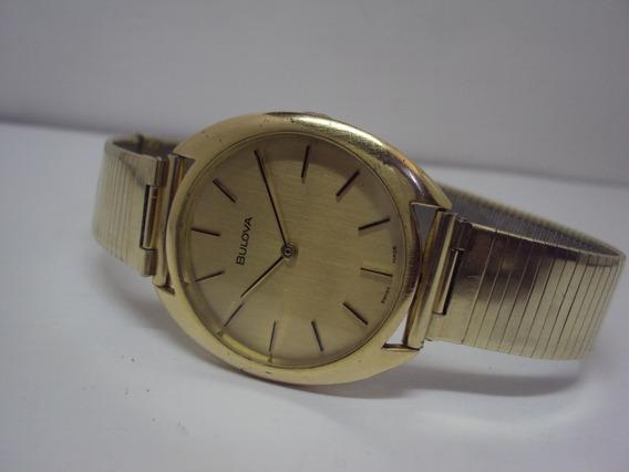 Reloj Vintage Bulova N7 10 Eb, Igual Al Girard-perregaux