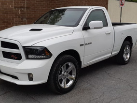 Dodge Ram Rt R/t Pickup 4x4 2012 Blindada Nivel 5 Blindaje