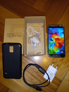 Samsung Galaxy S5 A Reparar