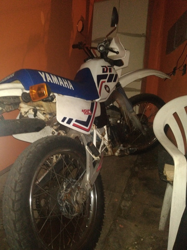 Yamaha Dt Z