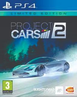 Project Cars 2 Deluxe Edition - Digital - Ps4 - Manvicio
