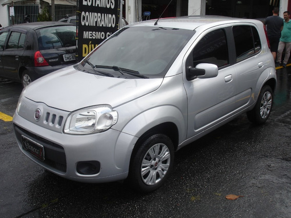 Fiat Uno Vivance Celebration 1.0 Flex 2015 Completo Impecave