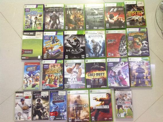 Jogos Originais Xbox 360 - Cada R$ 59,99