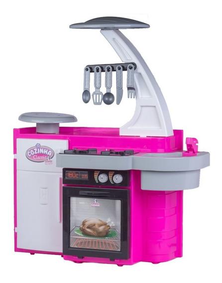 Fogão Cozinha Classic - Cotiplás 1601 Bfct