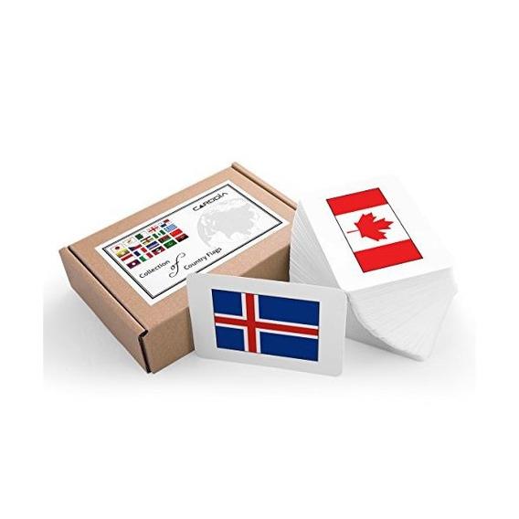 Colección De Las Banderas De País (conjunto Completo Premium