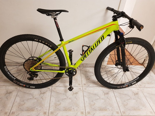 Specialized Ht Epic 2017 Full Carbono