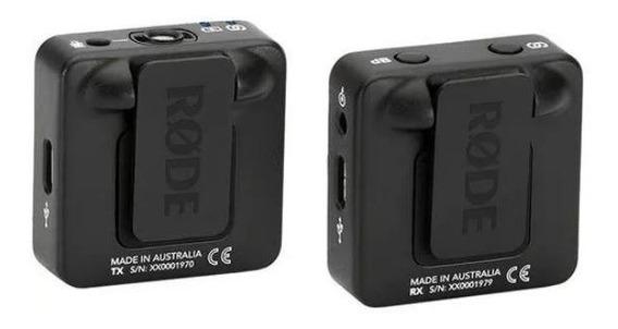 Rode Wireless Go - Com Garantia Com Nf