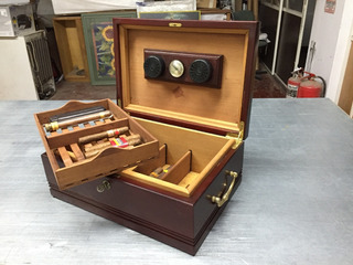 Humidor Para Habanos, Cigarros