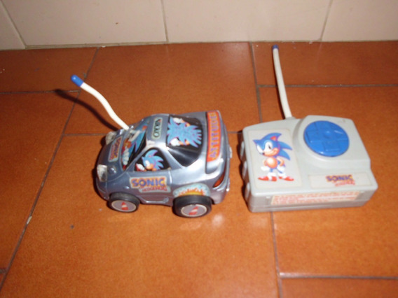 Carrito Radio Control Nikko Sega (leer Anuncio).