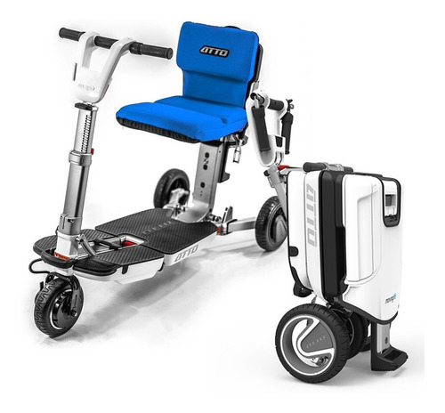 Atto Folding Mobility Scooter By Moving-life Full-size Porta