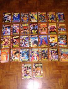 Coleção Revista Herói E Herói Gold - 32 Edições - Raras!