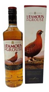Whisky The Famous Grouse De Litro C/est Envio Gratis En Caba