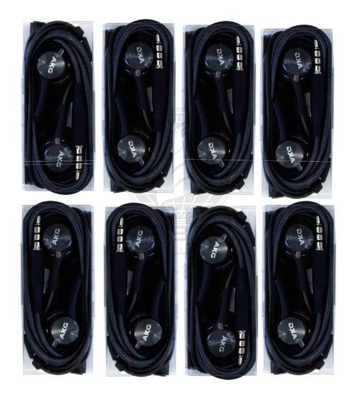 Audifonos Lote 10pz Manos Libres S8 /+ Envio Gratis