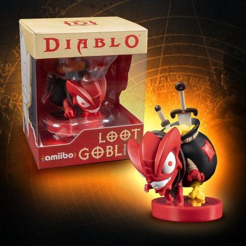 Diablo Iii Loot Goblin Amiibo - Sniper