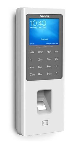 Control De Acceso Biometrico Huella Tarjeta Anviz W2 Cloud