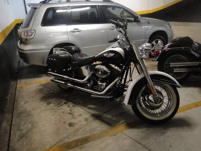 Harley-davidson Softail 5500km R$ 37000