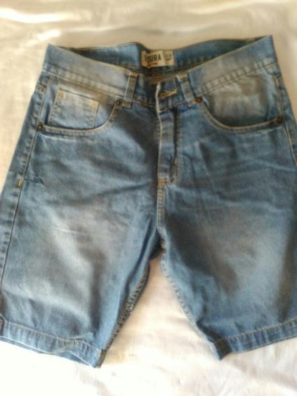 Bermuda Jeans Cultura Talle 40