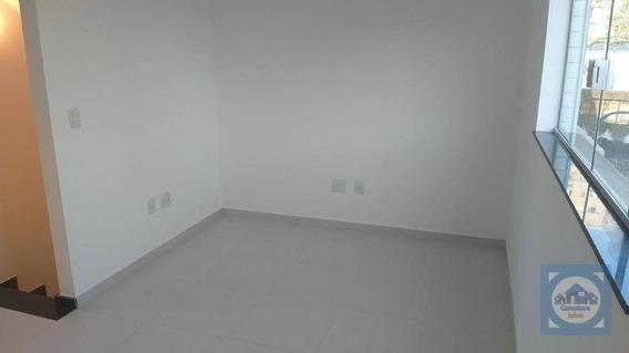 Casa Com 2 Dormitórios Para Alugar, 91 M² Por R$ 2.500,00/mês - Ponta Da Praia - Santos/sp - Ca1059