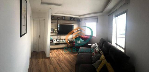 Imagem 1 de 21 de Apartamento Duplex Com 3 Dormitórios À Venda, 180 M² Por R$ 1.025.000,00 - Tatuapé - São Paulo/sp - Ad0013