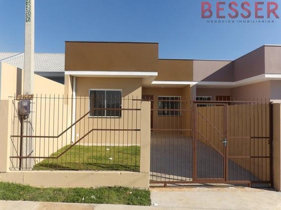 Excelente Casa Com 2 Dormitorios Em Sapucaia - V-822
