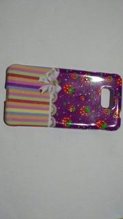 2 Capa Case Galaxy Alhpa G 850 Coloridas Samsung