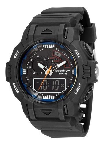 Relógio Masculino A Prova D'água Speedo Sport Lifestyle