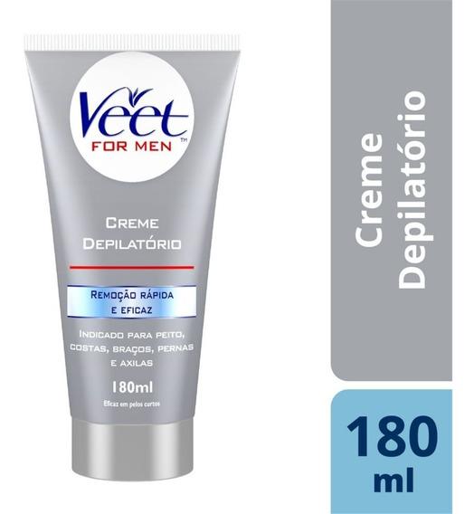 Depilação Creme Depilatório Veet For Men Corporal
