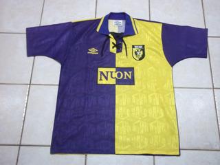 Camisa Do Vitesse - Ano:1992-93 - Nuon - Umbro - Holanda