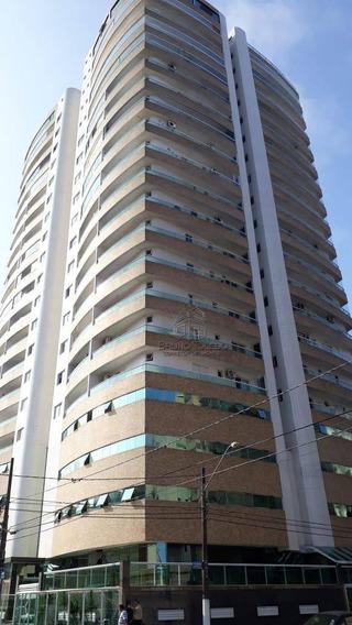 Apartamento Com 2 Dormitórios Para Alugar, 70 M² Por R$ 1.830/mês - Vila Tupi - Praia Grande/sp - Ap0117