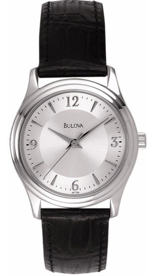 Reloj Bulova Corporate 96t58 Para Dama Acero Inoxidable