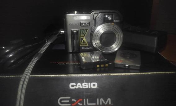 Camara Fotografica Casio Exilim Pro 7.0